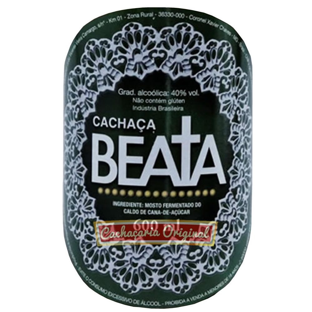 Cachaça Beata 600ml