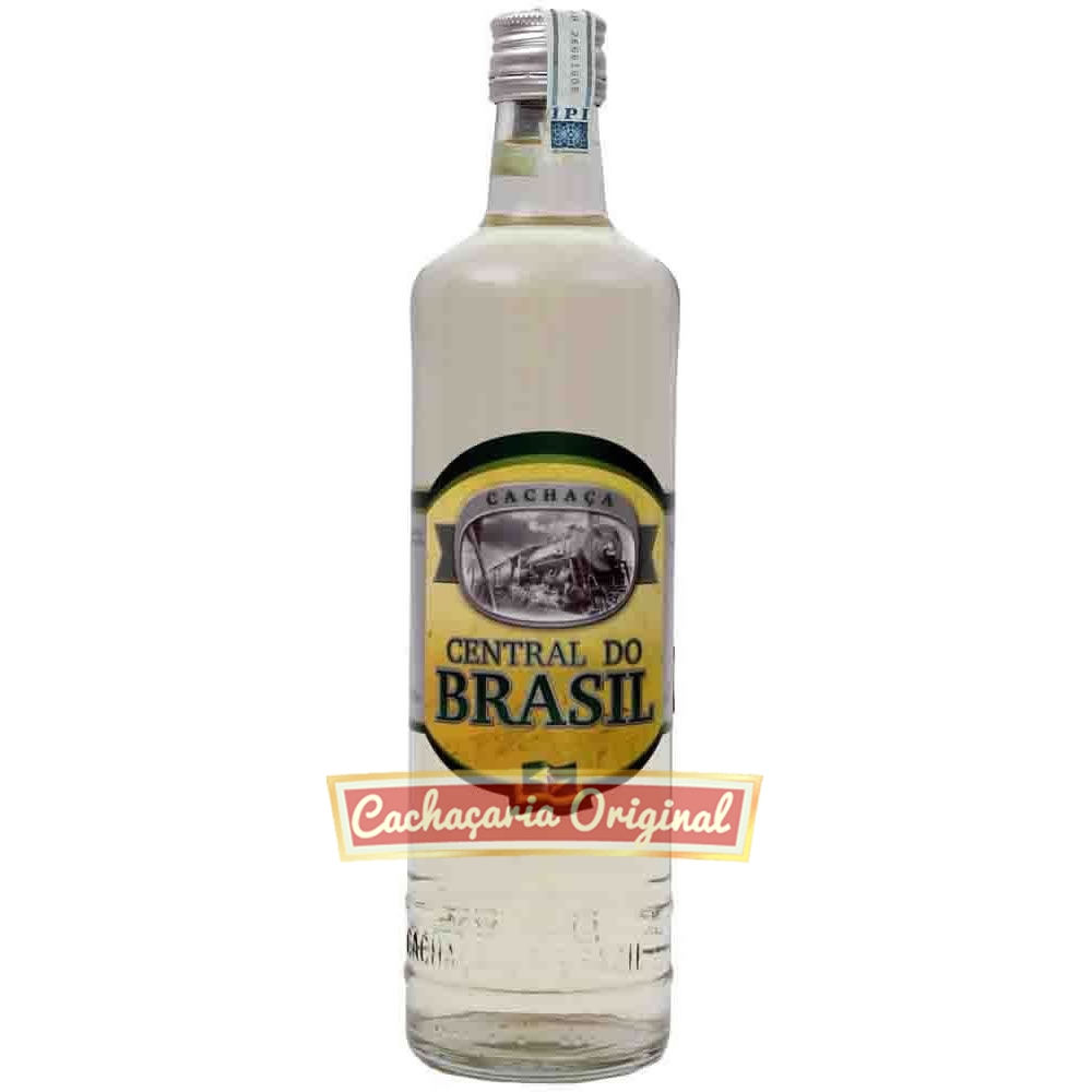 Cachaça Central do Brasil 700ml