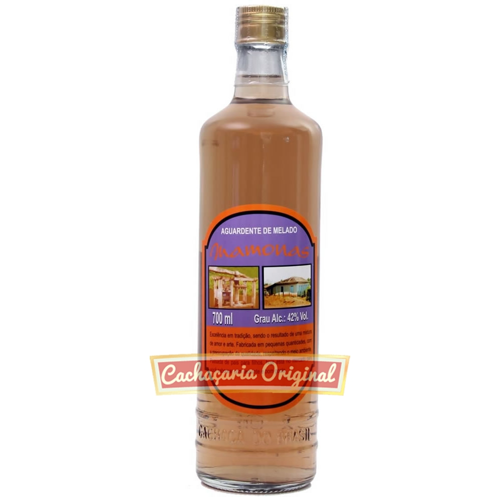 Cachaça Mamonas 700ml