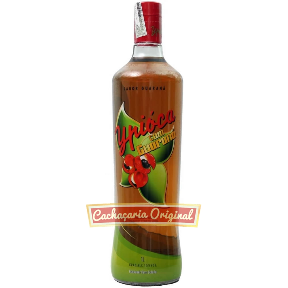 Ypióca Guaraná 1000ml