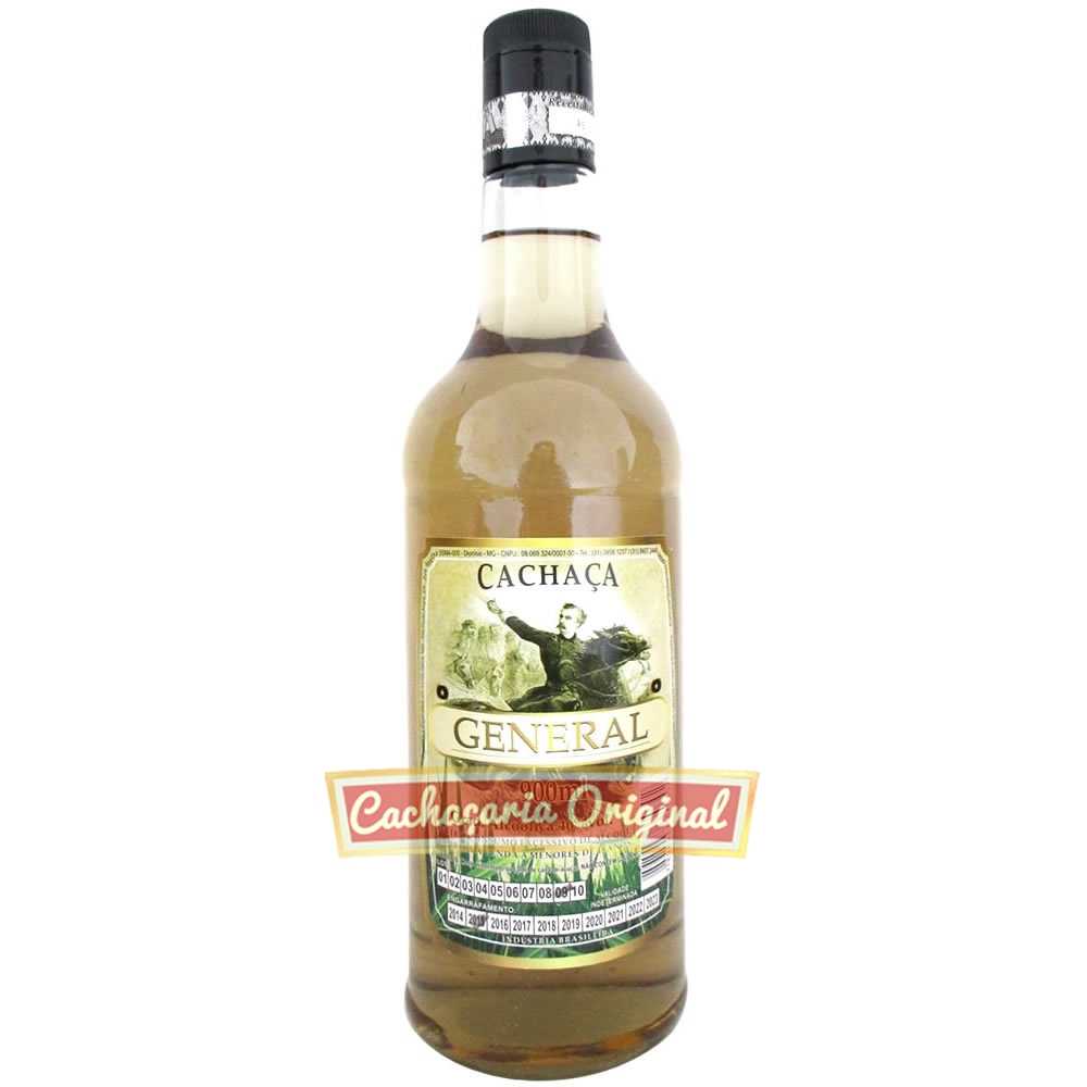 Cachaça General 900ml