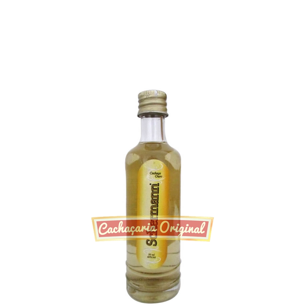 Cachaça Schermann 50ml