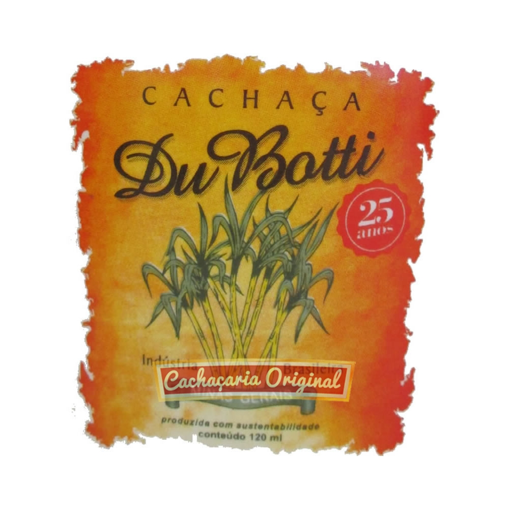Cachaça Du Botti 120ml