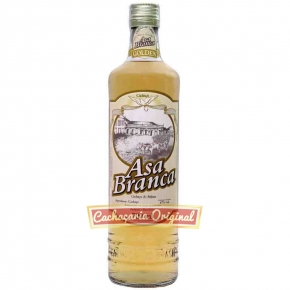 Cachaça Asa Branca golden 700ml