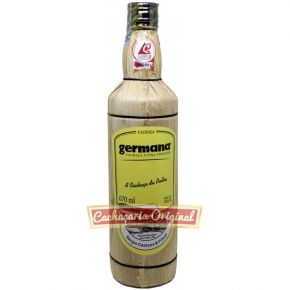 Cachaça Germana Palha 670ml
