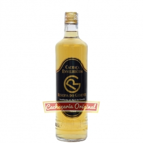 Cachaça Reserva do Gerente ouro 700ml