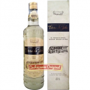 Cachaça Terra do Zebu 670ml