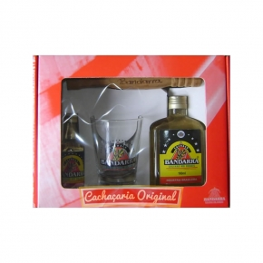 Bandarra kit caipirinha ml