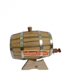 Barril de Carvalho 2,5L 2500ml