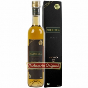 Cachaça Major Faria c/ box 500ml