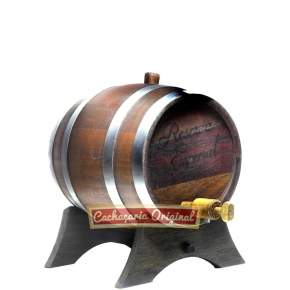 Barril de Carvalho - Premium 6L(6000ml)