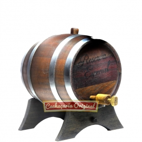 Barril de Carvalho - Premium 10L(10000ml)