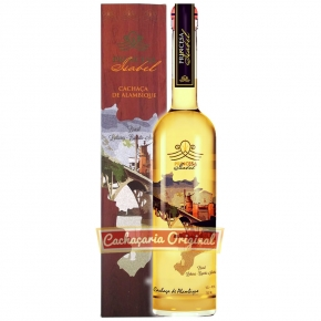Cachaça Princesa Isabel 750ml