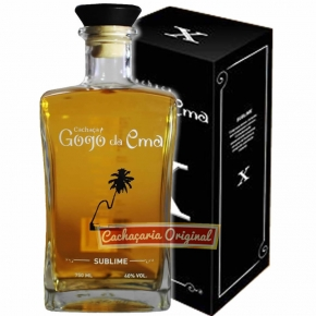 Cachaça Gogó da Ema Sublime 750ml