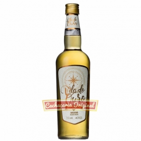 Cachaça Vila do Ouro Amburana 700ml