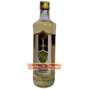 Cachaça Vale do Riachão Amburana 670ml