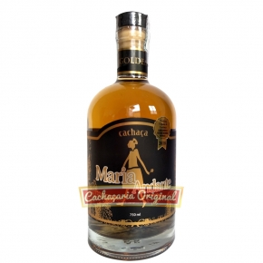 Cachaça Maria Andante Golden 750ml
