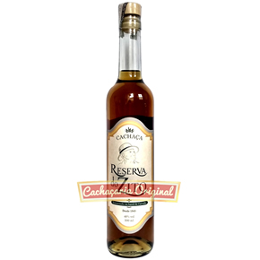 Cachaça Reserva do Zito 500ml