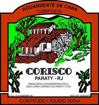 Corisco - Cachaçaria Original