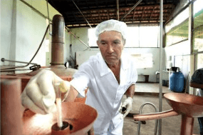 Processo de Destilação